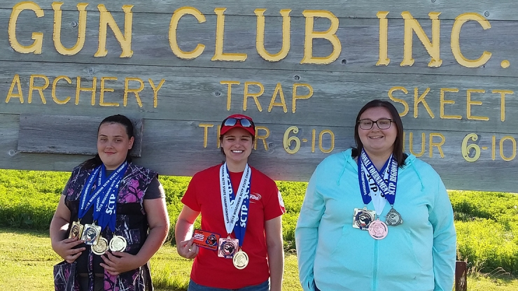 2018 SCTP State Shoot-Ladies Champions